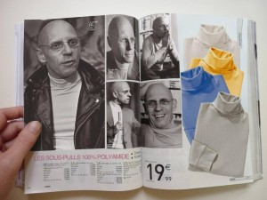 Foucault sweater polo