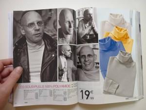Foucault sweater polo